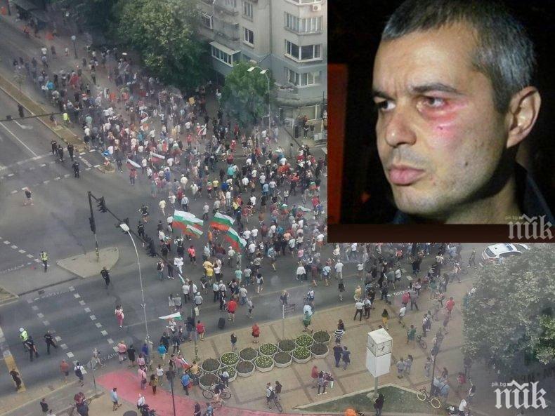 ПТИЧИ ПОГЛЕД: Ето колко са протестиращите от половин милионна Варна (СНИМКИ)