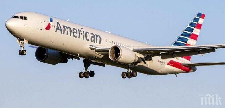 Криза: Една от най-големите американски авиокомпании може да изпрати в неплатен отпуск 25 000 свои сътрудници