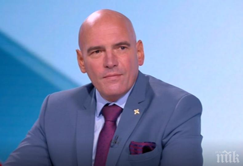 Шефът на киберпрестъпленията Явор Колев подаде оставка от ГДБОП
