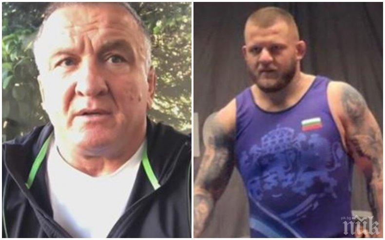 СКРЪБНА ВЕСТ: Коронавирусът уби 33-годишния син на Симо Щерев! Лекарите не успяха да се преборят за живота на Николай