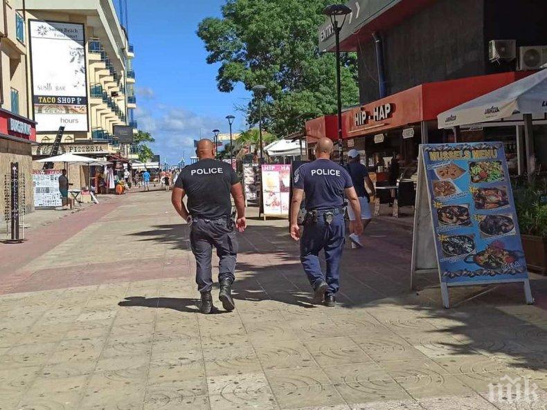 Арестуваха дилъри на дрога в Слънчев бряг и Бургас
