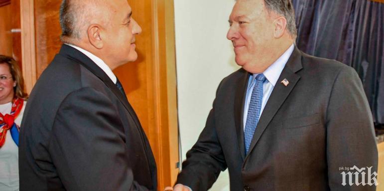 Фалшиви новини! Няма американска енергийна атака срещу България - заместникът на Помпео ни цитира като добър пример за диверсификация