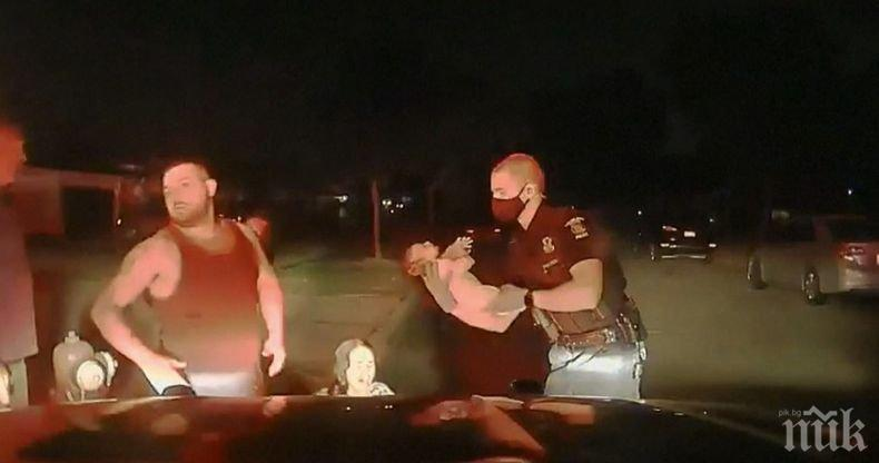 Бърза  реакция: Полицай спаси бебе от задушаване в Мичиган