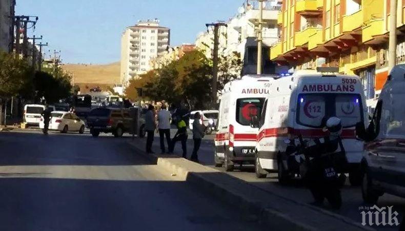 Седем загинали при падането на разузнавателен самолет в източната част на Турция