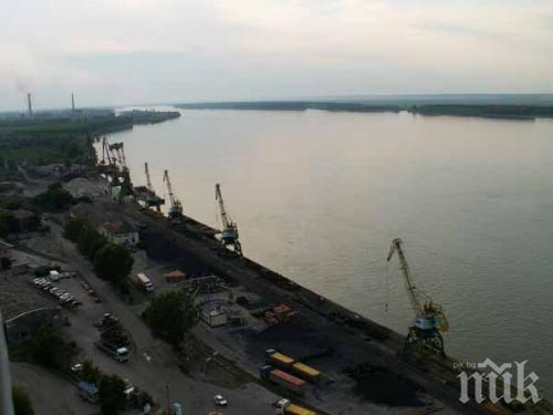 СПАД: Дунав със сериозно понижение при Свищов