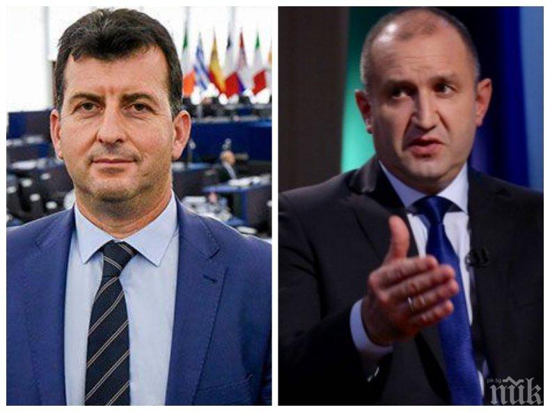 Асим Адемов за речта на Радев: Преходът ще завърши, когато Радев, съветникът му от ВИС-2 и кохортата им от агенти и доносници на мракобесната ДС бъдат изхвърлени от президенството!