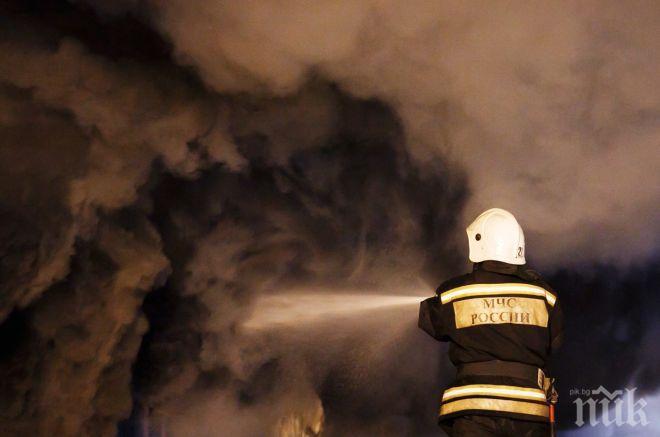 ТРАГЕДИЯ! Две млади жени изгоряха като факли в родната си къща във врачанско село (СНИМКА)