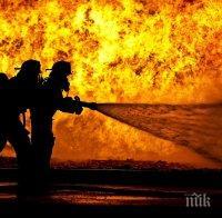 огнена стихия голям пожар вилнее париж двама критично състояние поне души тежко ранени