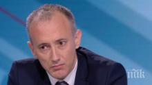 """Красимир Вълчев: Новата учебна година ще започне присъствено, но ще има постоянно """"превключване"""""""
