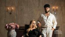 Холивудски лукс в новия хит на Дара Екимова и Искрата (ВИДЕО)