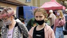 Заразените с коронавируса в Полша вече са над 40 000