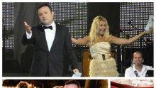 СУПЕР ИНТРИГА: Рачков палува със сочна плеймейтка под носа на Мария. А ето с кой тя заменика комика... (СНИМКИ)