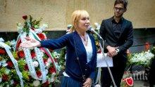 Ирен Кривошиева с нов театрален проект в памет на велики актьори и творци