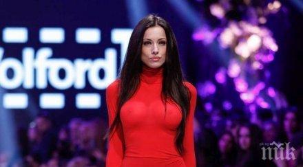Миската Роси Иванова запали интрига с Филип Плейн заради тази СНИМКА