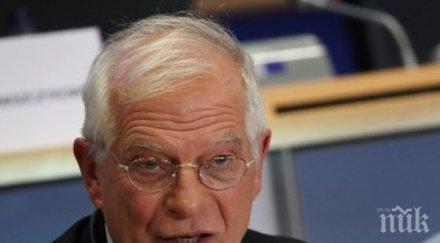 остро жозеп борел разкритикува политиката санкции водена сащ