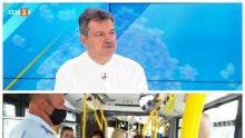 СТРАШНА ПРОГНОЗА: Топ пулмологът д-р Александър Симидчиев предвижда пикът на COVID-19 да е през октомври