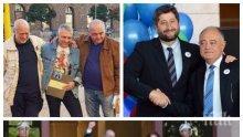 """БОРБА ЗА ВЛАСТ И ПОСТОВЕ: """"Отровното трио"""" се разпада - Хаджигенов прави партия, краде избирателите на Христо Иванов и гони Велислав Минеков"""