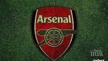 ФУТБОЛНО ТОРНАДО: Арсенал иска да позлати...