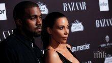 ЗАДАВА ЛИ СЕ РАЗВОД: Нов скандал разтърси клана Кардашиян - Кание Уест набеди Ким в изневяра