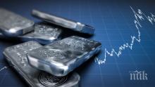 СВЕТОВНИТЕ БОРСИ: Цената на златото и среброто удари таван