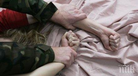 тикнаха пандиза изнасилвач младо момиче години насилникът търка наровете