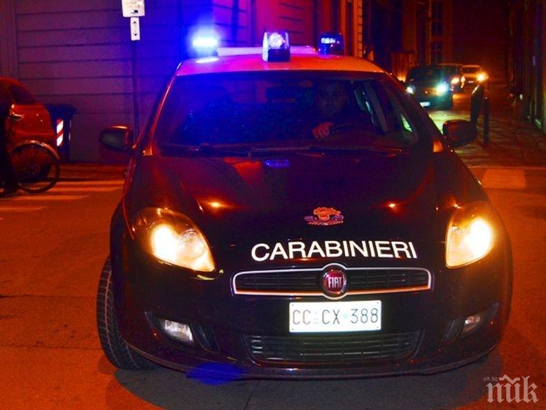 В Италия е арестуван съучастник на терориста, прегазил хора с камион в Ница