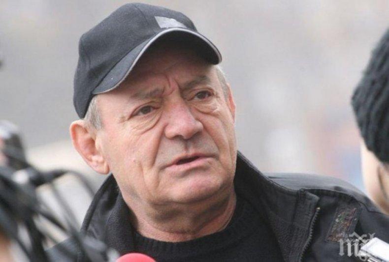 Антон Радичев иска пенсия за заслуги от 700 лв.