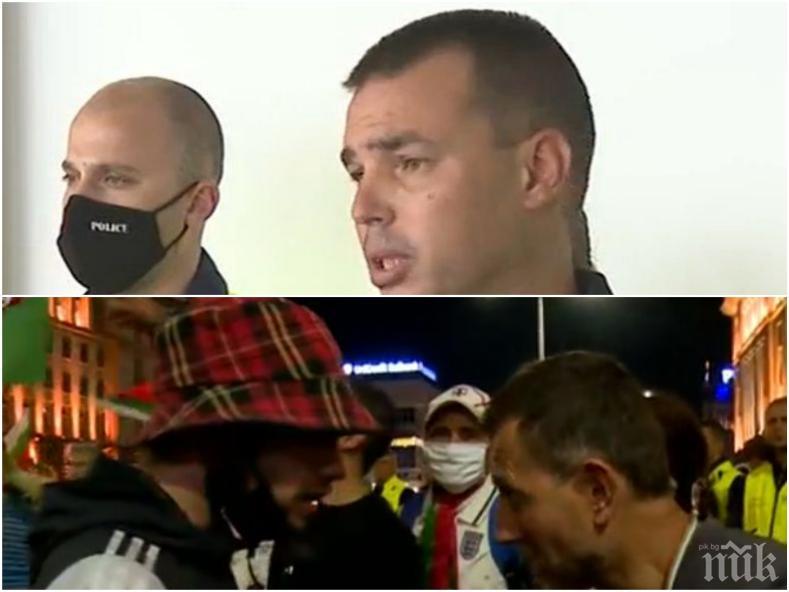 ПЪРВО В ПИК TV: СДВР с аларма за граждански сблъсъци! Изнервен шофьор скочил на протестърка след незаконна блокада на кръстовище (ВИДЕО/ОБНОВЕНА)
