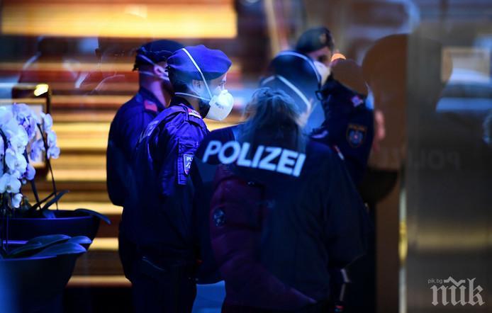 Австрия пак въведе задължителна карантина за влизащите от Балканите