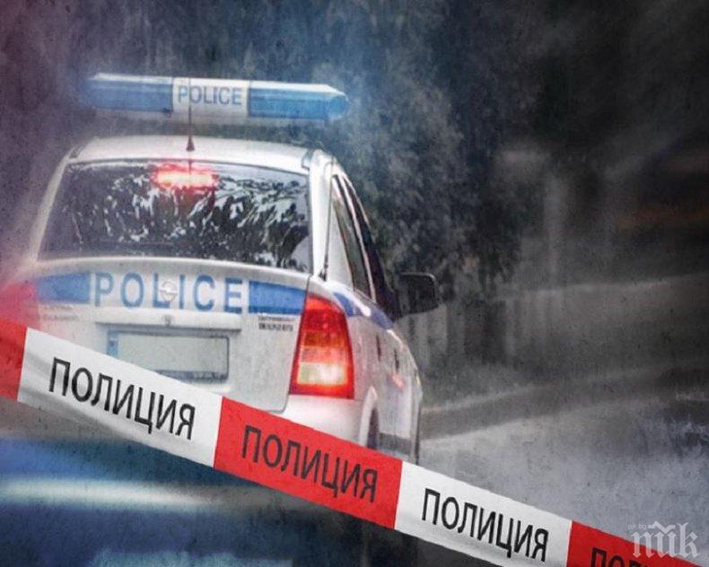 НОВ ЕКШЪН В УКРАЙНА: Мъж с граната взе за заложник високопоставен полицай