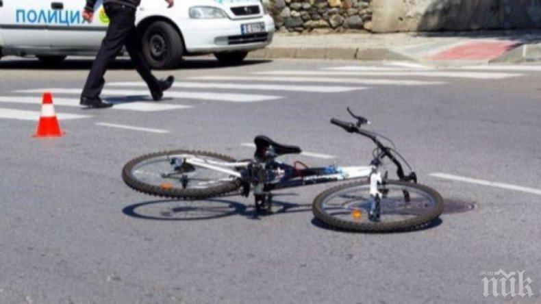 Велосипедист почина след сблъсък с кола в Свиленград