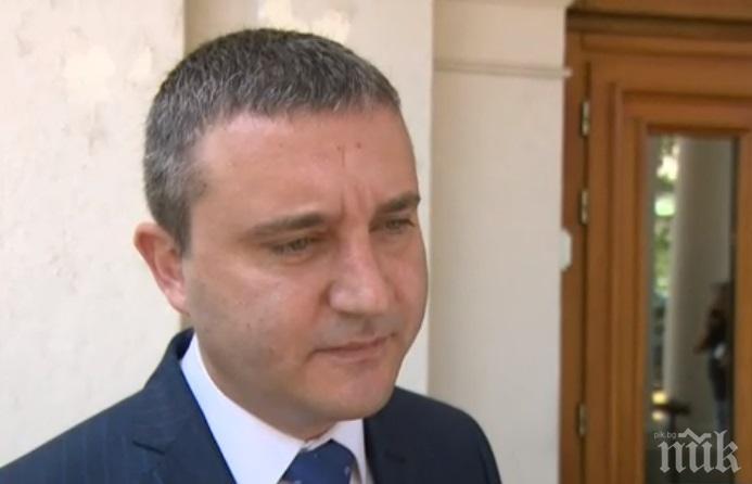 ИЗНЕНАДА: Владислав Горанов отказа да се върне в парламента, Калин Вельов остава депутат от ГЕРБ