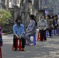 Първи случай на коронавирус във Виетнам от три месеца насам