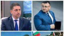 ГОРЕЩИ РАЗКРИТИЯ: Христо Терзийски проговори за акцията в Росенец и полицейското насилие