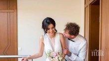 Мона Гочев се похвали с 3 години щастлив брак