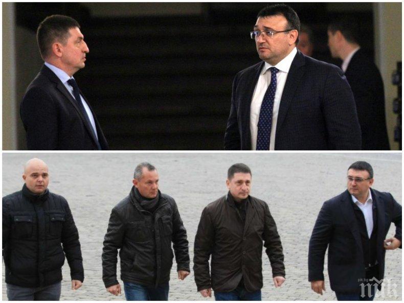 """Христо Терзийски поне да беше казал едно """"благодаря"""" на Младен Маринов"""