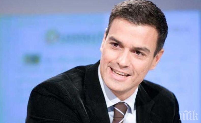 Премиерът на Испания с остра реакция срещу решението на Великобритания да въведе карантина за страната