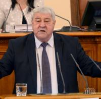 Спас Гърневски изригна: Предсрочни избори?! Би било национално предателство