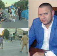 ПЪРВО В ПИК: Шефът на СДВР Георги Хаджиев извънредно на