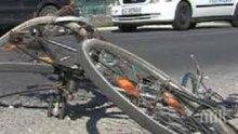 Автобус помете 72-годишен велосипедист в Пловдив