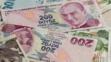 Турската лира се срина рекордно