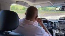 """ПЪРВО В ПИК TV: Борисов продължава с обиколката в страната - провери строежа на магистрала """"Хемус"""" (ОБНОВЕНА)"""