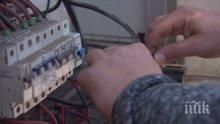 Пипнаха нагъл крадец на ток в столицата – незаконният потребител е консумирал електроенергия за над 20 бона месечно