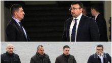 Новият вътрешен министър Христо Терзийски: Младен Маринов е добър професионалист, нямам впечатления да е свързан с ДПС! Няма пребита и снимана с разголена гръд протестираща студентка