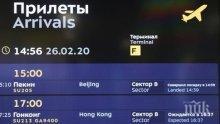 Русия може да отмени забраната за международни полети в средата на месеца