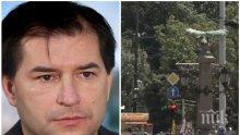 Борислав Цеков изригна срещу протестиращите: Блокирането на кръстовища от по 30-ина души не е протест, а тормоз и подигравка с хората, които работят