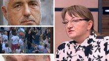 Социалният министър Деница Сачева:  Правителството губи от това, че остава на власт, но опитва да помогне на повече хора. Това ни е задачата