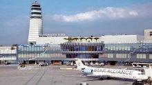 Австрия отваря летището във Виена за самолети за и от България