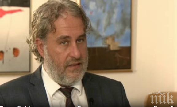 Министър Банов: Няма да оставим нито един творец без подкрепа