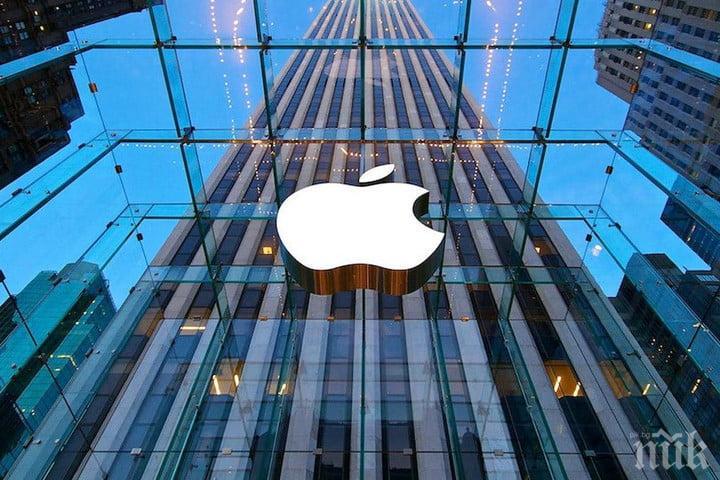 Напук на пандемията Apple е с впечатляващи печалби